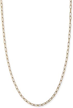 Siena Jewelry 14k Yellow Gold Charm Chain