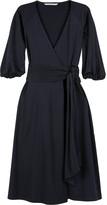 Andrina wrap dress