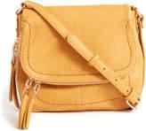 Antik Kraft Yellow Saddle Crossbody Bag Yellow 1 Size