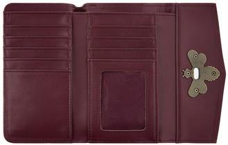Accessorize Britney Bee Wallet - Burgundy