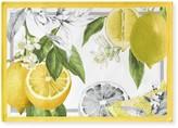 Meyer Lemon Place Mats, Set of 4