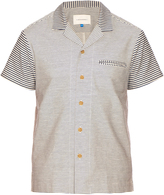Solid & Striped The Ripley short-sleeved cotton shirt