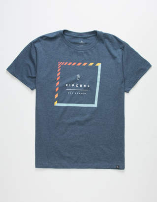 Rip Curl Stacked Boys T-Shirt