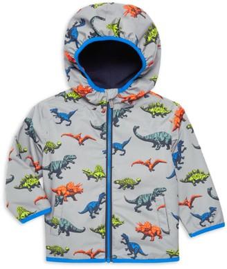 Hatley Little Boy's & Boy's Wild Dinos Rain Jacket