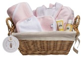 Burt's Bees Baby 7 Piece Better Bath Time Gift Basket with Baby Bee Nourishing Lotion and Wash