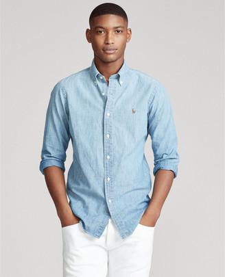 Ralph Lauren Classic Fit Chambray Shirt