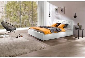 Orren Ellis Sylvain Modern Queen Upholstered Storage Platform Bed