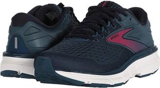 Brooks Dyad 11 (Blue/Navy/Beetroot) Women's Running Shoes