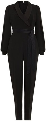 Damsel in a Dress Lucinda Tux Jumpsuit