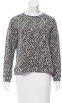 Roseanna Patterned Wool-Blend Sweater
