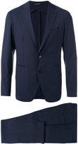 Tagliatore two piece suit - men - Cupro/Mohair/Virgin Wool - 52