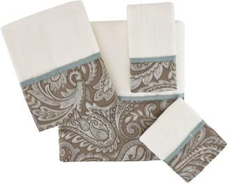Madison Home USA Whitman Jacquard 6-piece Bath Towel Set