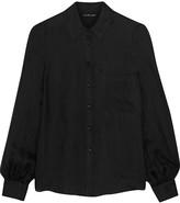 Jill Stuart Antoinette ramie shirt