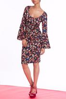 Tracy Reese Floral T Dress