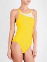 adidas by Stella McCartney Train racerback swimsuit