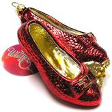 Kurt Adler Polonaise Ruby Slippers
