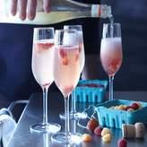 Williams Sonoma Open Kitchen Champagne Flutes