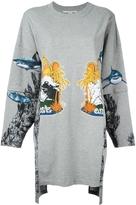 Stella McCartney Felpa Lunga Sweater