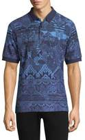 Robert Graham Koppen Grid Tee