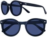 Lauren Conrad 50mm Palms Round Sunglasses