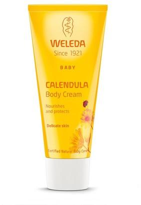 Weleda Baby Calendula Moisturising Body Cream 75Ml
