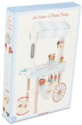 Le Toy Van Ice Cream Trolley