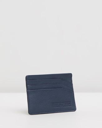 Stitch & Hide - Women's Blue Card Holders - Alice Cardholder - Size One Size at The Iconic