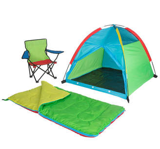 Pacific Play Tents The Ultimate Camping Kit - Primary Colors