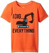 Life is Good Excavator Dig CrusherTM Tee (Toddler)