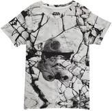 Little Eleven Paris Storm Trooper Oversize T-Shirt