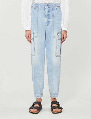 Zadig & Voltaire Pilote high-rise slim-fit jeans