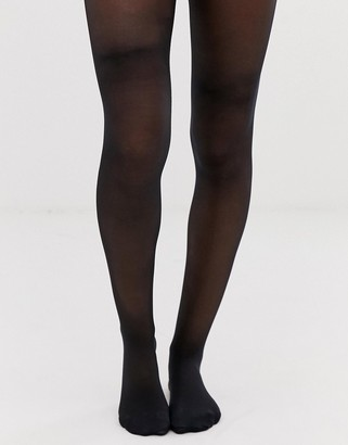 Gipsy sustainable 30 denier tights in black