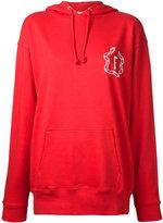 G.V.G.V.Flat - printed hoodie - women - Cotton - One Size