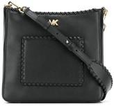 MICHAEL Michael Kors Gloria whipstitched messenger bag