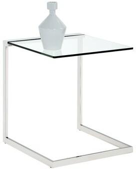 Sunpan Modern Ikon Leighton End Table