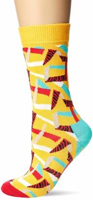 Happy Socks Women's Tiger Chain Sock