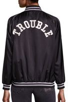 R 13 Double Trouble Bomber Jacket