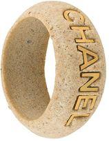 Chanel Vintage manchette à logo