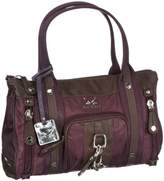 Sansibar Typhoon Women's Handbag Purple Violett (aubergine) Size: