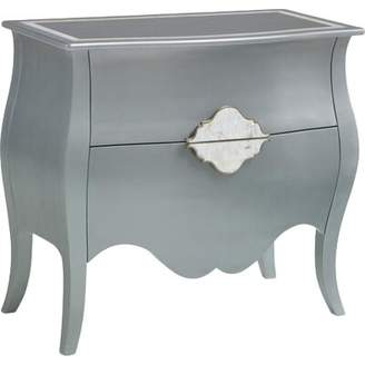 Caracole Classic Bombay 2 Drawer Accent Chest Caracole Classic