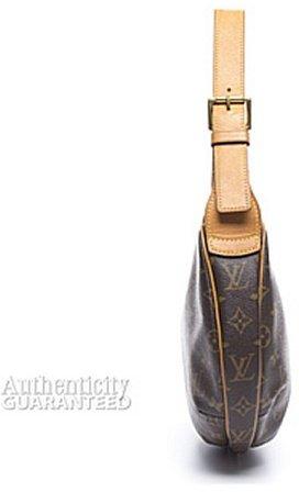 Louis Vuitton Pre-Owned Monogram Canvas Croissant MM Bag