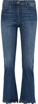 3x1 Mid-Rise Flared Jeans