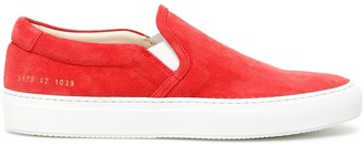 Common Projects Slip On Sneakers