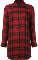 Obey checked shirt