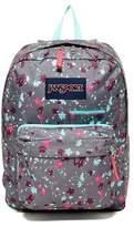 JanSport Digibreak Spring Meadow Backpack