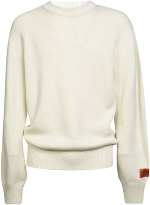 Heron Preston Stamp Knit Sweater
