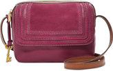 Fossil Aria Small Crossbody, Created for Macy's