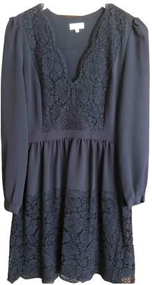 Claudie Pierlot Blue Lace Dresses
