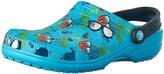 Crocs Unisex Classic Summer Fun Mule