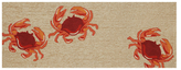 Liora Manné Frontporch Crabs Indoor/Outdoor Hand-Tufted Runner